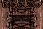 Retro Car Show