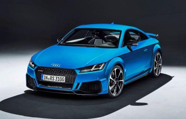Audi TT уйдёт в отставку