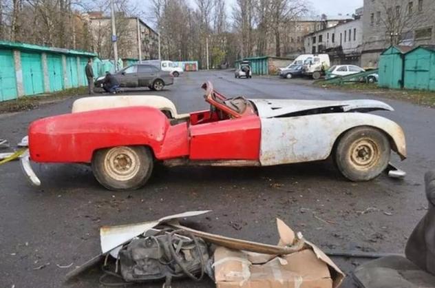 Интересная история связанная с советским автопромом