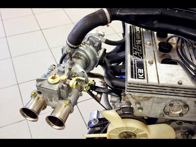 Первый советский турбо мотор