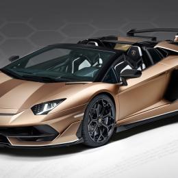 Lamborghini Aventador SVJ Roadster: самый дорогой в семействе!