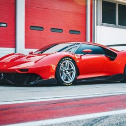 Представлен уникальный спорткар Ferrari P80/C